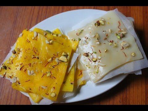 YUMMY TUMMY: Bombay Ice Halwa Recipe - Ice Halwa Recipe