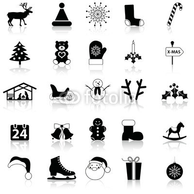 25 Weihnachtssymbole