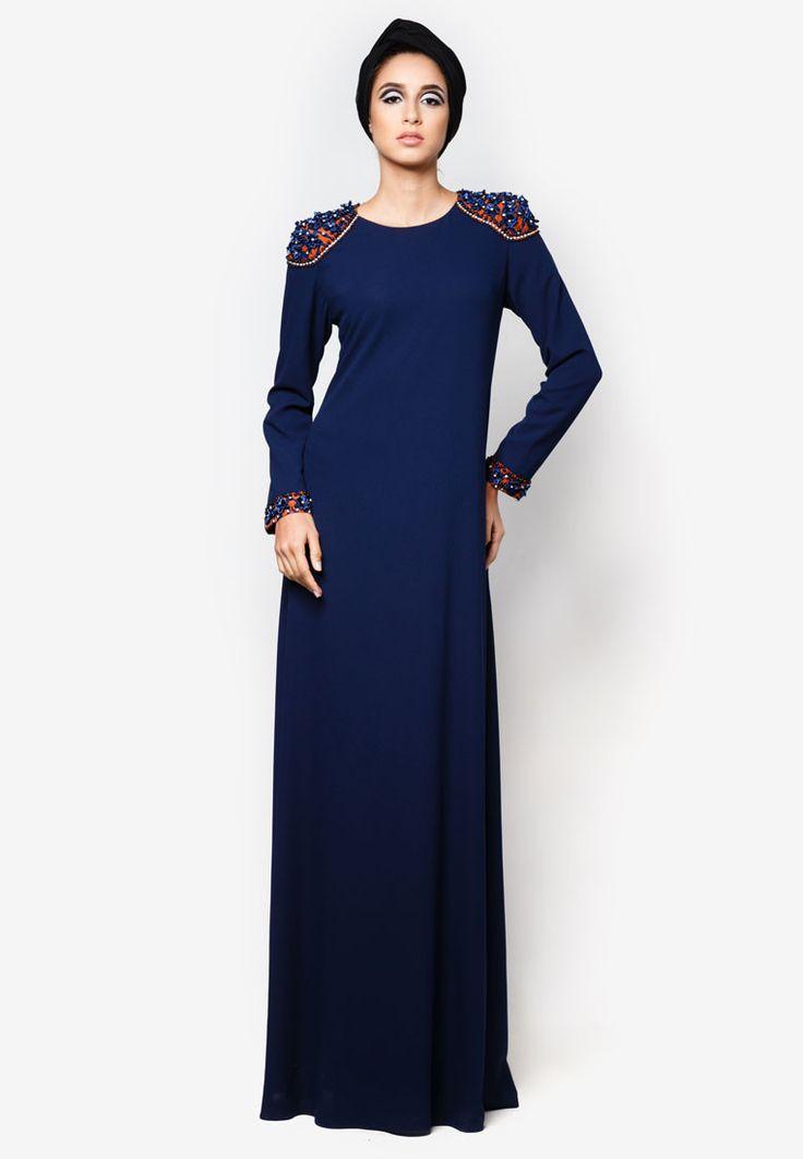 Buy Jovian J Abaya Jova   ZALORA Malaysia