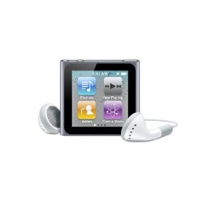 Apple iPod nano 16 GB Graphite (6th Generation) NEWEST MODEL.  List Price: $149.00  Sale Price: $139.99  More Detail: http://www.giftsidea.us/item.php?id=b002m3so0g