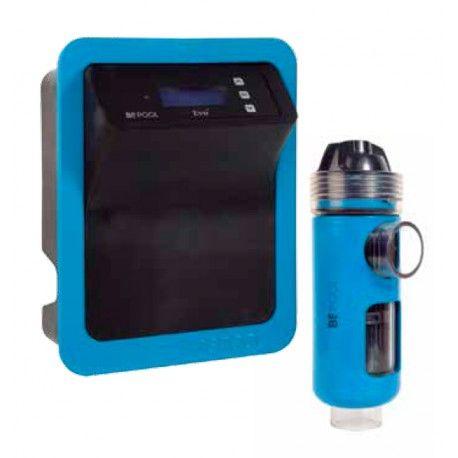 Clorador Salino BSV EVo Mg Referencia:  EVoBASIC15 Mg Nuevos equipos que permiten desinfectar el agua mediante el uso de sales de magnesio con nos ofrecen las siguientes ventajas:   • Salud. Las sales de magnesio absorbidas por el cuerpo a través de la transmineralización contribuyen al bienestar y la relajación del sistema nervioso • Mismo poder desinfectante que la sal común • Calida de agua. Ayuda a mantener cristalina y transparente el agua de la piscina-