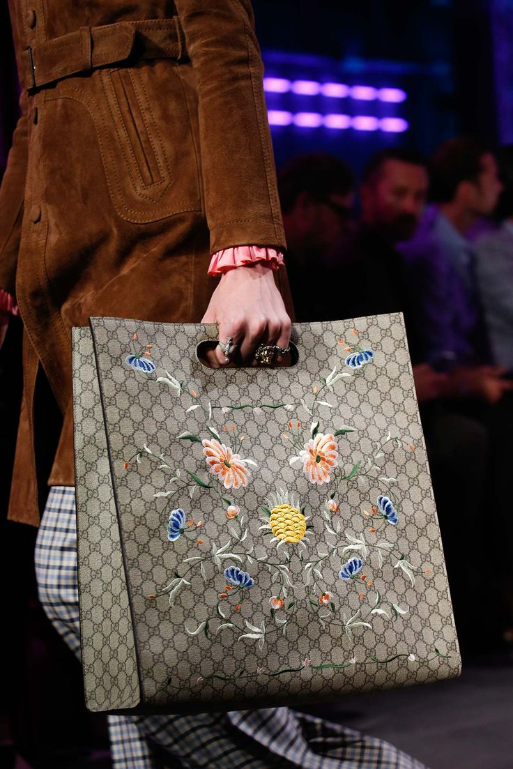 gucci bags for men 2016. gucci spring 2016 menswear - details gallery style.com bags for men o
