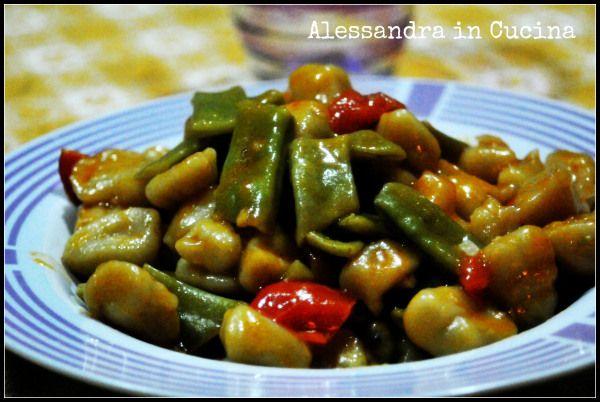 GNOCCHI ALLE TACCOLE « Alessandra in cucina...