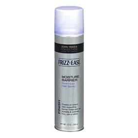 John frieda moisture barrier firm hold hair spray spray - Contra la humedad ...