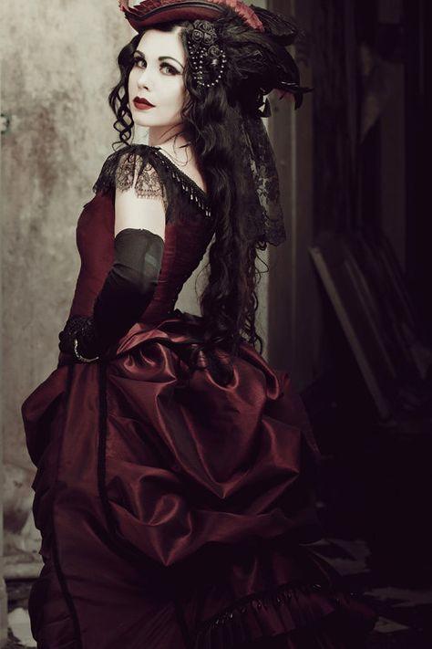 Viktorianische Kleidung