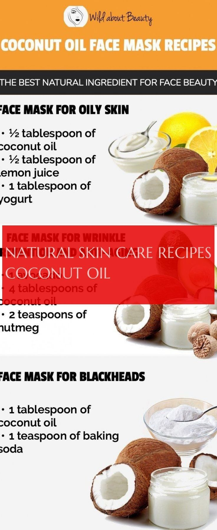 natural skin care recipes coconut oil - natural skin care recipes coconut oil ...  -  Hautpflege-Rezepte