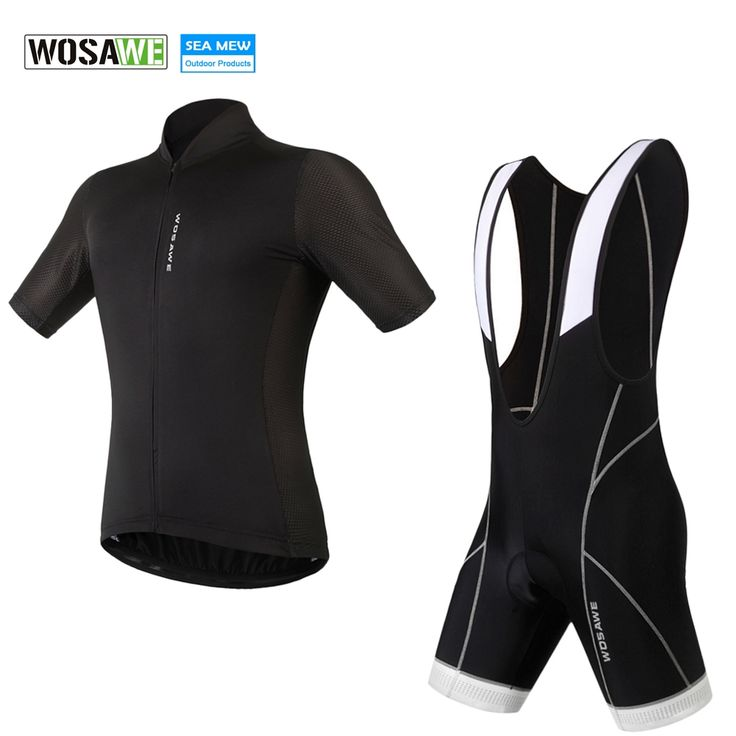 39.99$  Buy now - http://ali9n8.shopchina.info/go.php?t=32805894181 - WOSAWE 2017 Cycling jersey set summer jersey mtb Shirt Breathable Cycling Bib Shorts downhill maillot ciclismo Bike Jersey Suits  #aliexpressideas