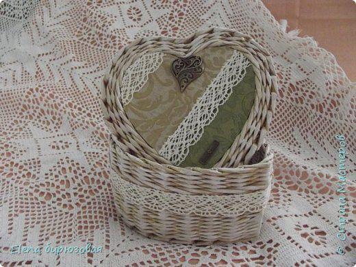 Поделка изделие Плетение Новые шкатулочки Бумага газетная Трубочки бумажные фото 28
