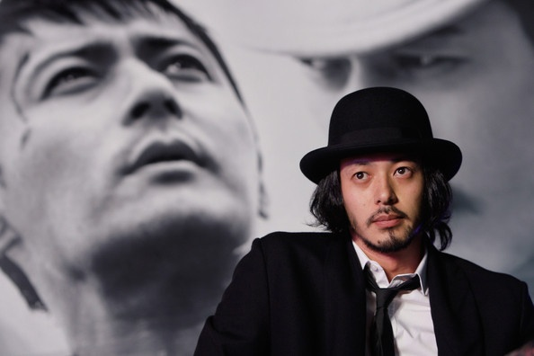 Joe at Busan Film Festival.