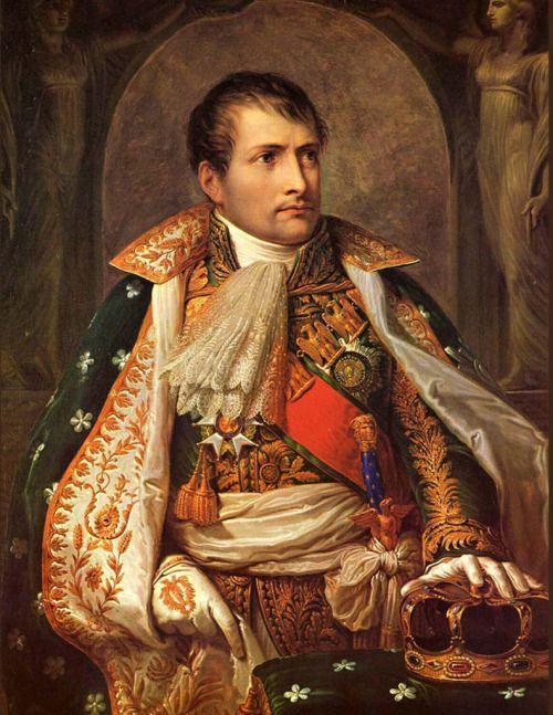 Napoleon Bonaparte. Andrea Appiani Schilderijen