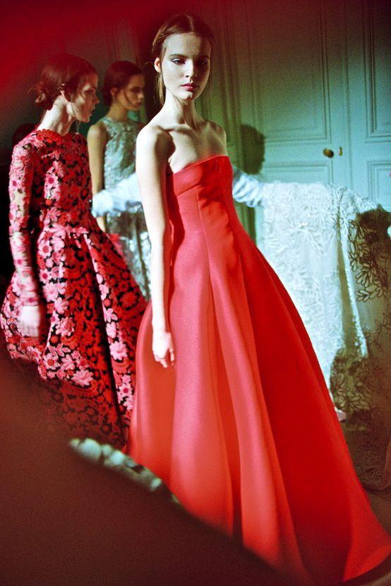 Valentino Couture S/S 2013