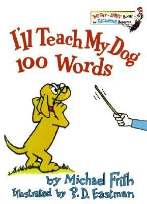 I'll Teach my Dog 100 Words by Michael Frith ~ Read Alouds for the 100th Day of School | This Reading Mama