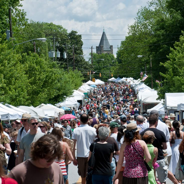 Every Single Summer Festival in (and Around) Atlanta, Now in One Calendar