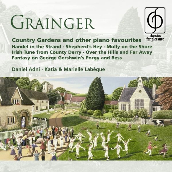 Grainger: Country Gardens and other piano favourites - Interprètes Divers - Warner Classics