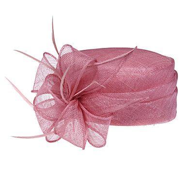 Dames - Feest - Linnen - Bolhoed / Cloche hoed – EUR € 16.65