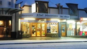 Ski Hire with Kiwi Discovery