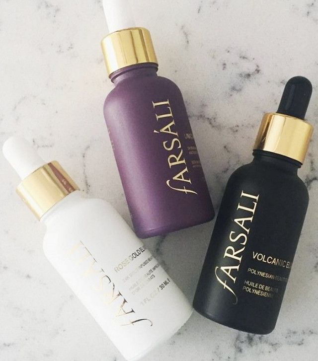 Farsali is the skincare brand you've seen slowly taking over the Instagram beauty scene. First, it released the decadent Rose Gold Elixir ($54)—read our full review—and now it's...