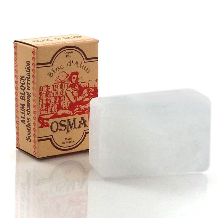 Bloc Osma Potassium Alum Block - 75g