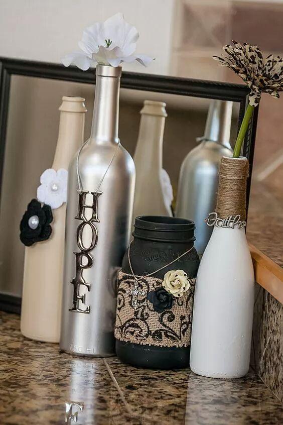 Crea hermosas decoraciones para tu casa o para una fiesta - Crea tu casa ...