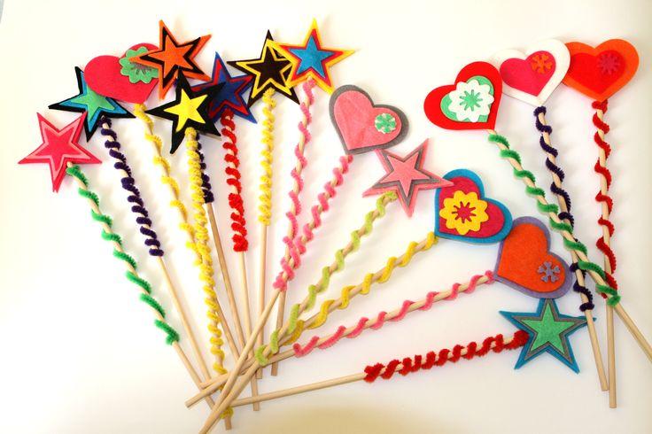 Varitas magicas www.sweetlittleshoes.com