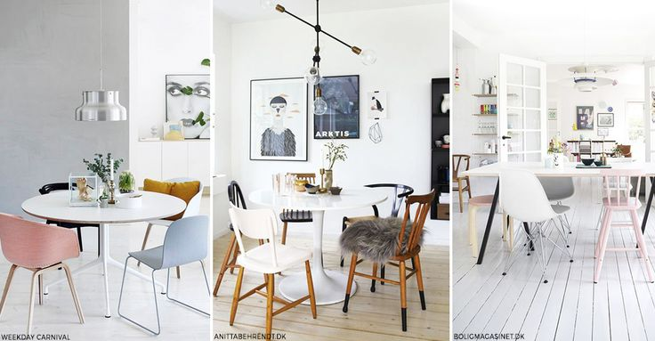 Mix & Match Dining Chairs   sheerluxe.com