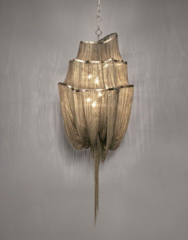 Ethereal Lighting From Terzani