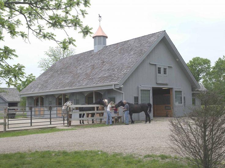 Chet 39 s horse barn morton buildings 3264 horse farm for Horse farm design