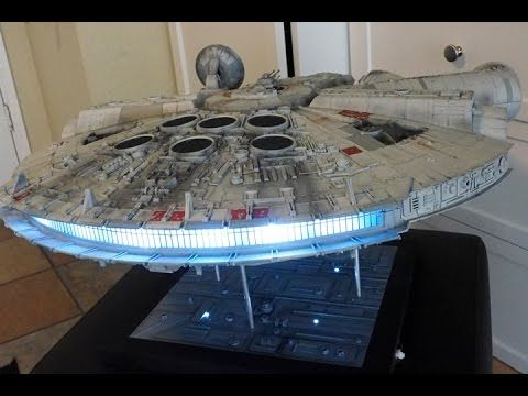 Hasbro Millennium Falcon Conversion; Completion