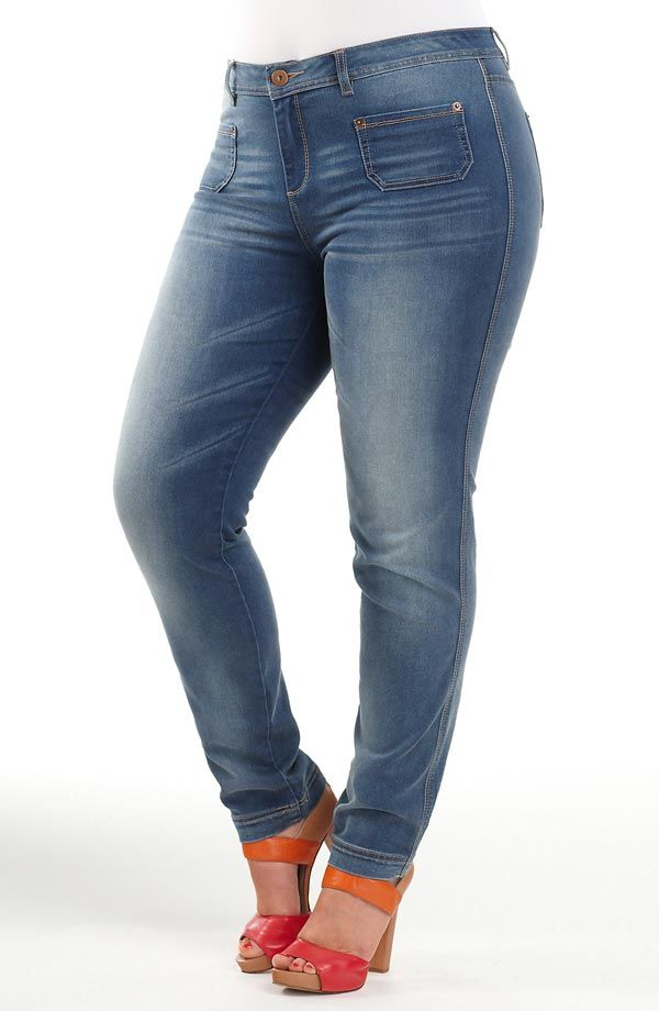 Dream Diva Plus Size Jeans For Women 2013