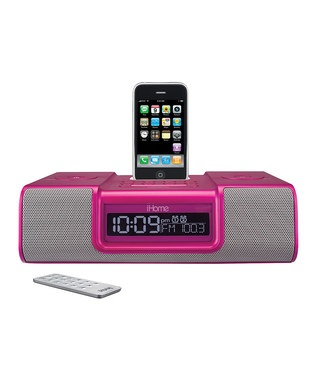 iHome. Mom get this for Karina!!!!!!!