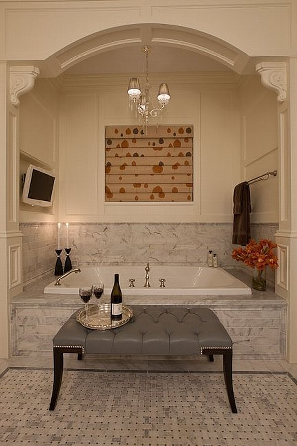 25 Best Ideas About Tub Surround On Pinterest Bathroom