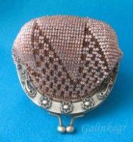 Галерея сумочек\чехлов для мобильных телефонов | biser.info - всё о бисере и бисерном творчестве
