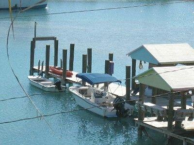 Dock for Sunnyside Villa