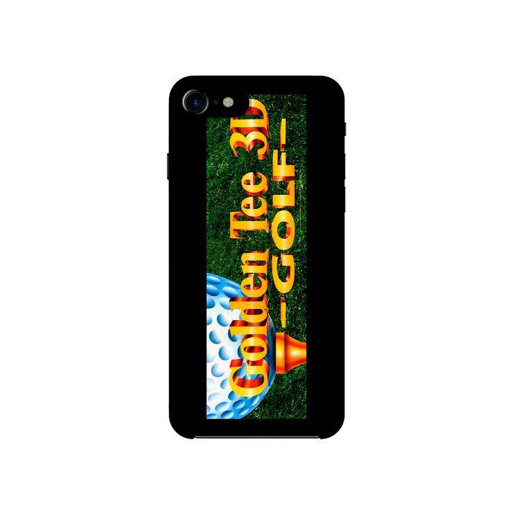 Golden Tee 3d Golf Arcade Cell Phone Case  BallzBeatz . com