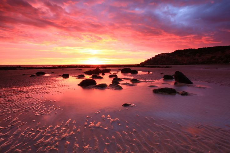 Barwon Heads Sunrise by Tony Knight / 500px