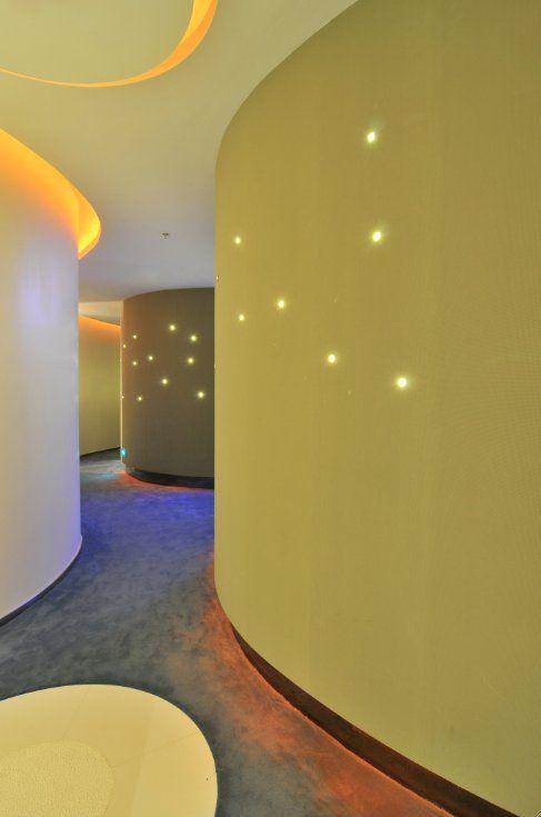 Spa Interior Design Corridor - Zeospot.com : Zeospot.com