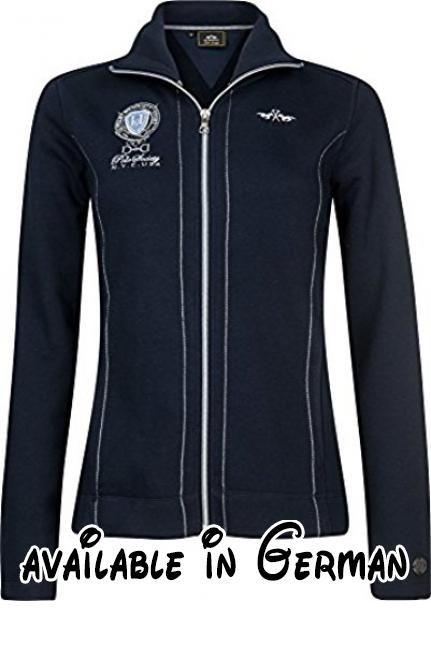 Marineblau Polo Jacke B01l5ukeyu S Hv Damen Blau Gr 8X55q4