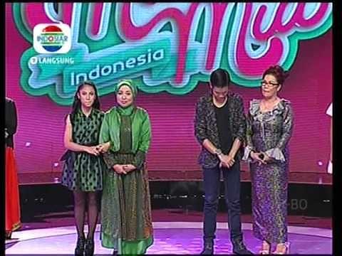 Mamamia Indosiar 2014 - Rekap Penampilan Kontestan & SMS Tertinggi Konse...
