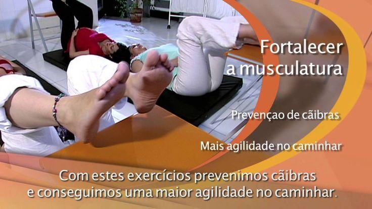 Exercícios na Gravidez: para fortalecer a musculatura abdominal - Como deve exercitar os abdominais (1'39'').