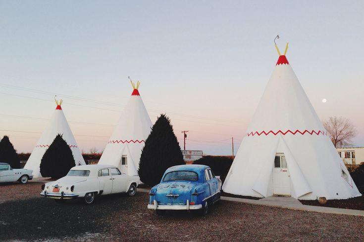 Wigwam Motel. Holbrook, Arizona | by kevinrussmobile