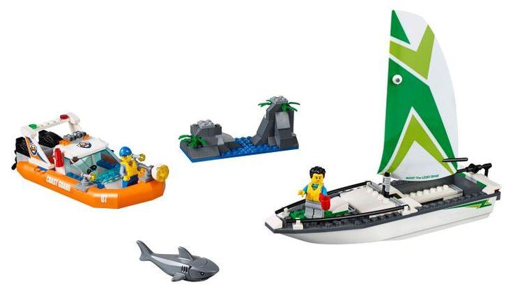 Die neuen LEGO City Küstenwache Sommer-Sets im Detail › PROMOBRICKS