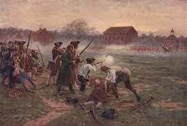 Lexington and Concord. The first battle of the American Revolution. I think this is important because it showed the British that the Colonies could win the war.