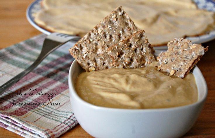 SALSA TONNATA SENZA MAIONESE ricetta facile e veloce da realizzare con il Bimby ma anche senza. Ricetta light. Ricetta Dukan.
