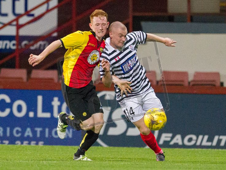 Queen's Park's Josh Watt in action during the IRN-BRU Cup game between Partick Thistle Colts and Queen's Park.
