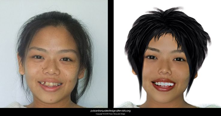 Photo Retouching #1 It could have been better, but being this the first attempt, I am satisfied. #photoretouching #photoshop #beforeafter   #uglygirl #starquakedesign