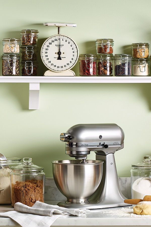 Give Your Kitchen Cupboard An Instant Upgrade With Glass Storage Jars. In  With The Food