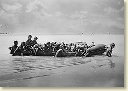 The Bloody Battle of Tarawa, 1943..... most people have not heard of the battle there....