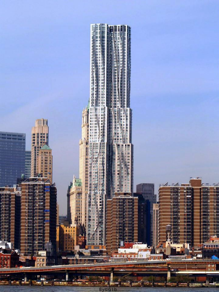 new york by gehry mts pisos