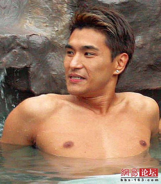 hong kong sexy male actor