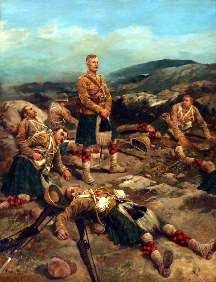 No Surrender, Boer War